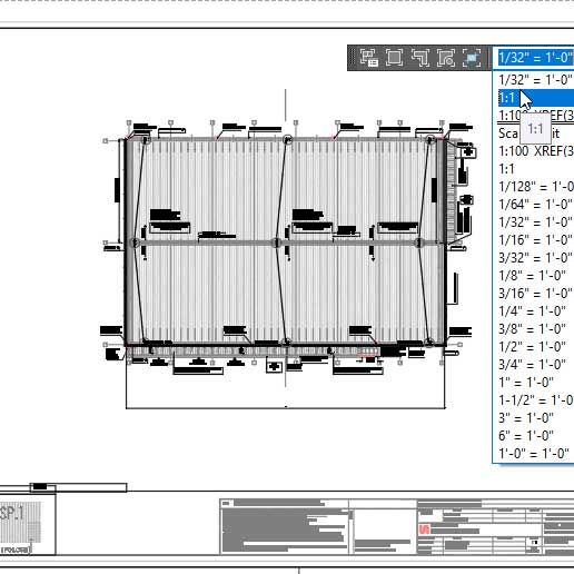 scara de printare optima in autocad imagine cu schita in autocad setare layout