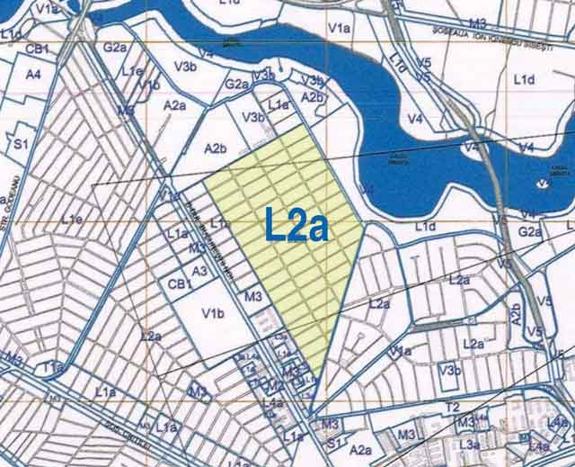 Zona L2a PUG Bucuresti explicare ce inseamna pug ce inseamna UTR unitate teritoriala de referinta